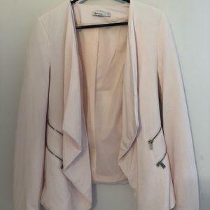 Reitmans pink blazer